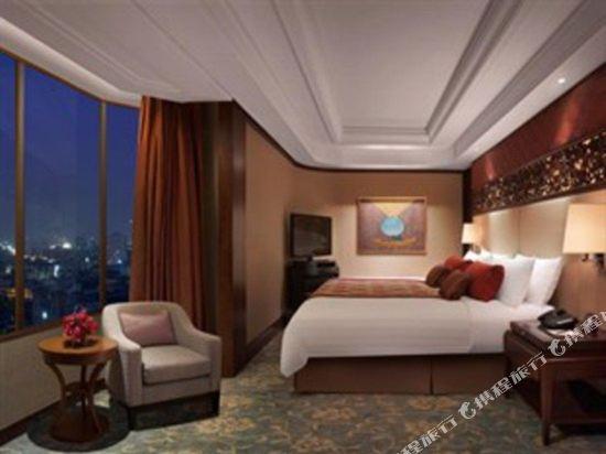 曼谷香格里拉大酒店(Shangri-La Hotel Bangkok)行政套房1