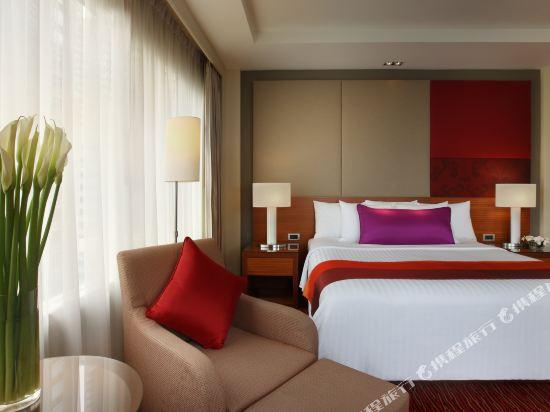 曼谷萬怡酒店(Courtyard by Marriott Bangkok)尊享豪華房