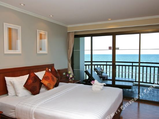 皇家華欣海灘度假酒店(The Imperial Hua Hin Beach Resort)一室房帶陽台(帶陽台)