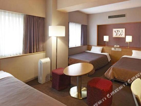 大阪新阪急酒店(Hotel New Hankyu Osaka)標準三人間