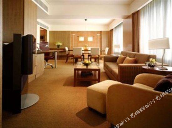 新加坡君悦酒店(Grand Hyatt Singapore)君悦Corp套房