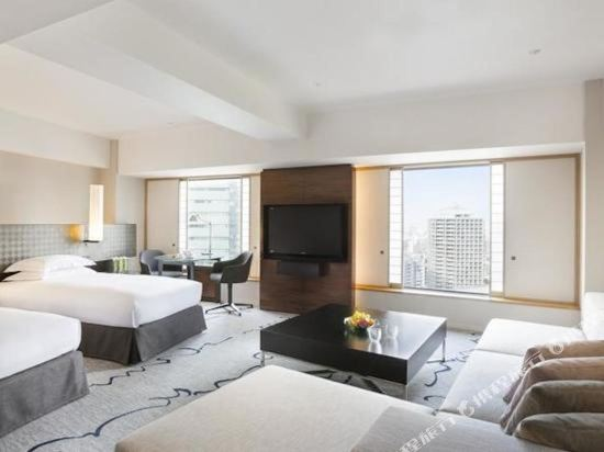 東京希爾頓酒店(Hilton Tokyo Hotel)行政塔樓套房