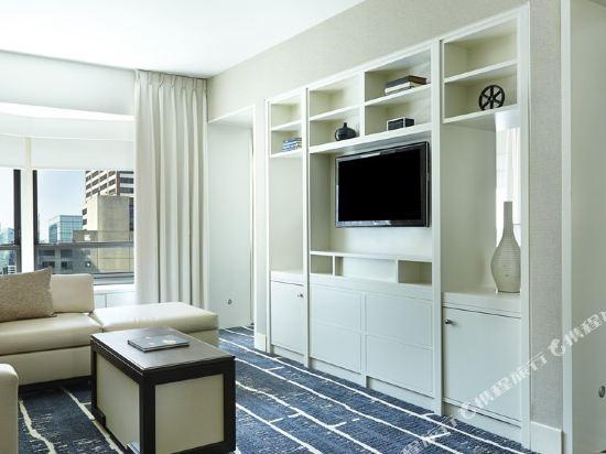 紐約市中心希爾頓酒店(New York Hilton Midtown)一卧總統套房
