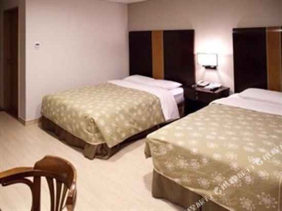 東大門域多利酒店(Victoria Hotel Dongdaemun)雙床房