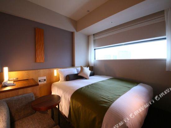 東京新宿格拉斯麗酒店(Hotel Gracery Shinjuku Tokyo)洋室雙人大床房