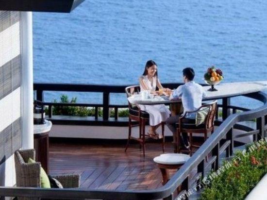 峴港洲際陽光半島度假酒店(InterContinental Danang Sun Peninsula Resort)行政露台套房