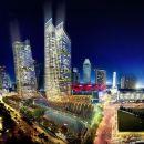 新加坡南岸JW萬豪酒店(JW Marriott Hotel Singapore South Beach)