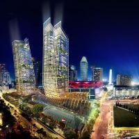 新加坡南岸JW萬豪酒店酒店預訂