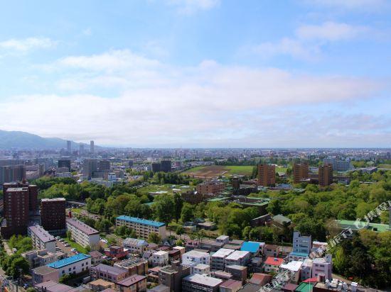 札幌京王廣場飯店(Keio Plaza Hotel Sapporo)眺望遠景