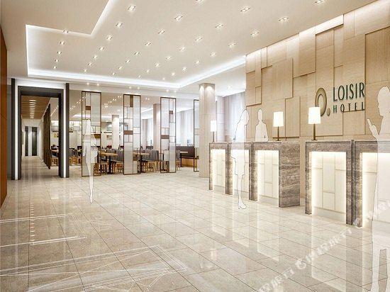 首爾明洞洛伊斯酒店(Loisir Hotel Seoul Myeongdong)公共區域