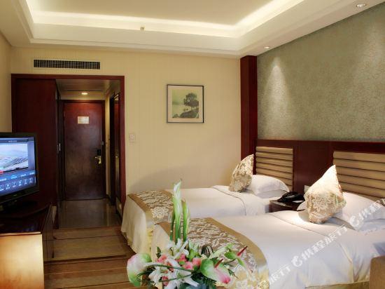 杭州中山國際大酒店(Zhongshan International Hotel)豪華雙床房