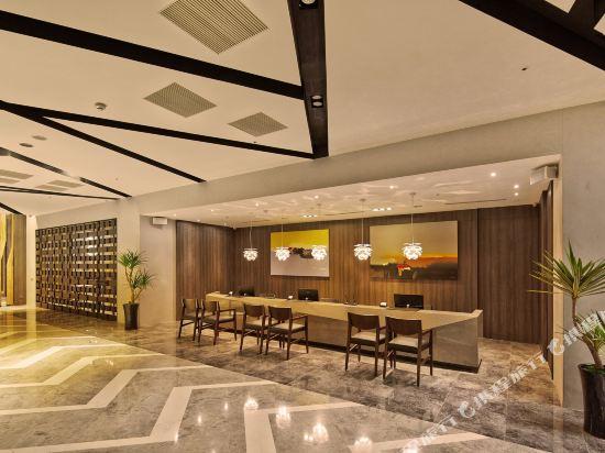 豐邑逢甲商旅(La Vida Hotel)公共區域
