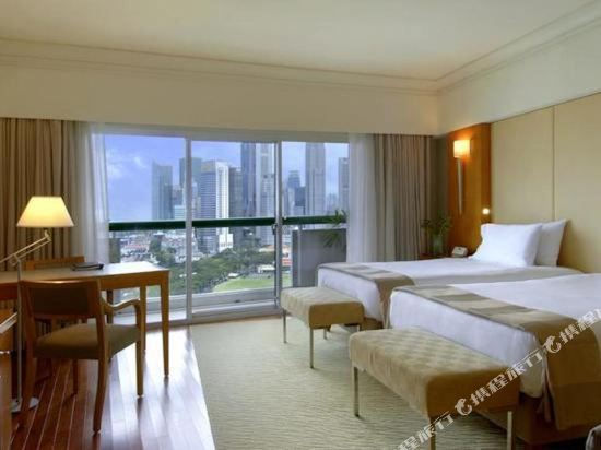 新加坡費爾蒙酒店(Fairmont Singapore)Signature行政房