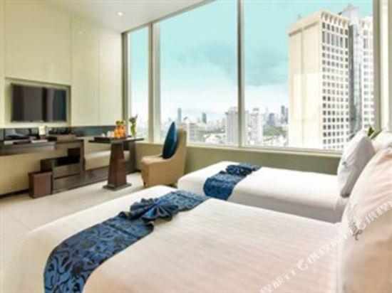 曼谷素坤逸航站 21 中心酒店(Grande Centre Point Hotel Terminal21)豪華房