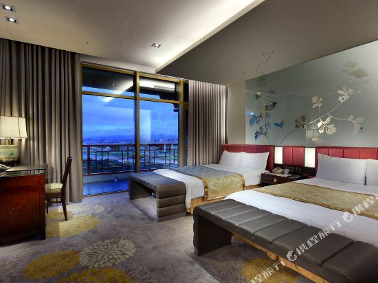 台北圓山大飯店(The Grand Hotel)麒麟客房雙人房036