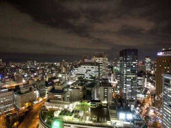 格蘭比亞大酒店(Hotel Granvia Osaka)周邊圖片