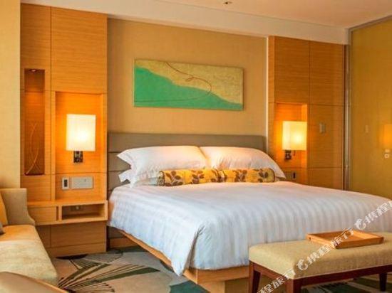 大阪洲際酒店(InterContinental Osaka)雙人豪華客房(1張床)