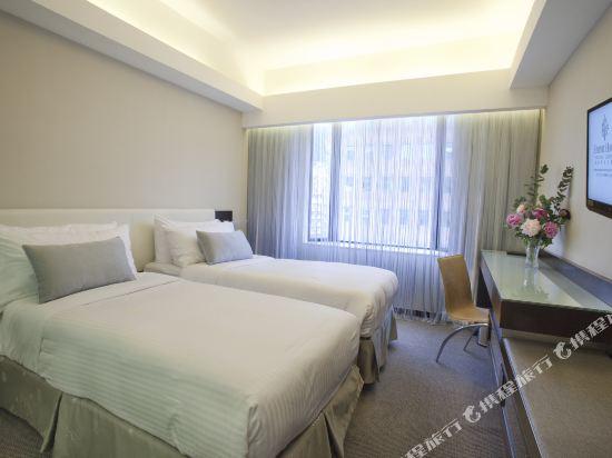 香港灣仔皇悅酒店(Empire Hotel Hong Kong-Wan Chai)城市景觀客房