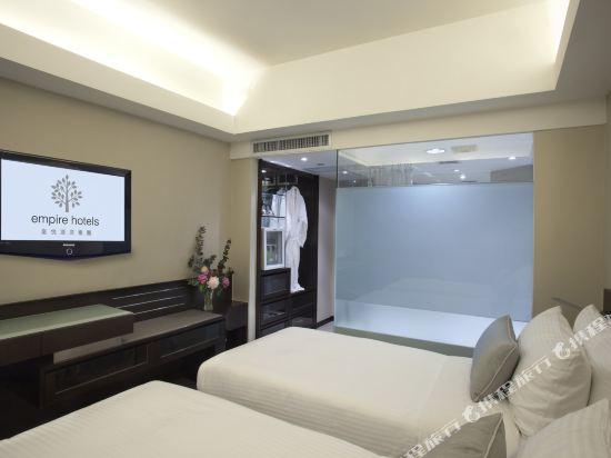 香港灣仔皇悅酒店(Empire Hotel Hong Kong-Wan Chai)皇悅行政客房
