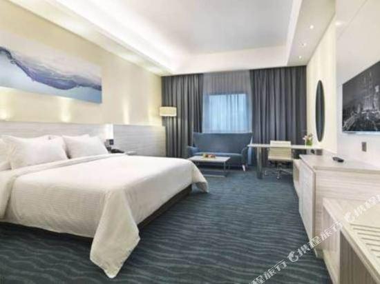 吉隆坡雙威太子大酒店(Sunway Putra Hotel, Kuala Lumpur)俱樂部房