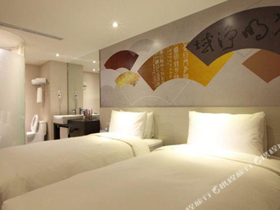 臺北禾順商旅(Your Hotel)哇!Q