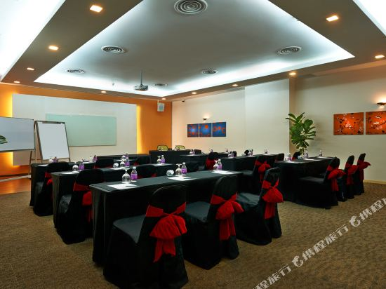 吉隆坡昂卡薩酒店(Ancasa Hotel & Spa Kuala Lumpur)會議室