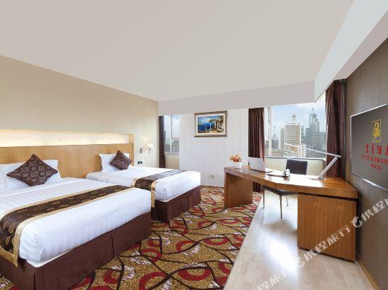 澳門富豪酒店(Hotel Beverly Plaza)富豪豪華客房