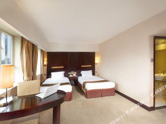 澳門富豪酒店(Hotel Beverly Plaza)富豪高級客房