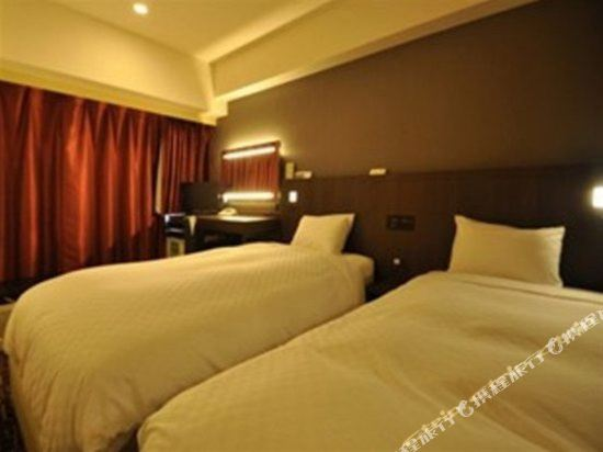福岡運河城華盛頓酒店(Canal City Fukuoka Washington Hotel)雙床房