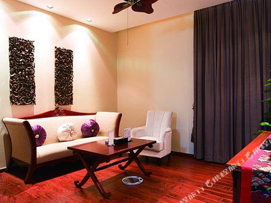 溧陽涵田度假村酒店(Hentique Resort & Spa)温泉套房