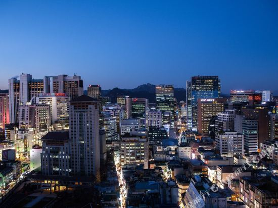 首爾明洞洛伊斯酒店(Loisir Hotel Seoul Myeongdong)周邊圖片