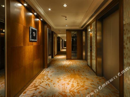 香港珀麗酒店(Rosedale Hotel Hong Kong)套房