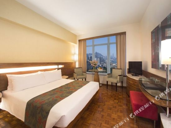 香港如心銅鑼灣海景酒店(L'hotel Causeway Bay Harbour View Hong Kong)豪華海景客房