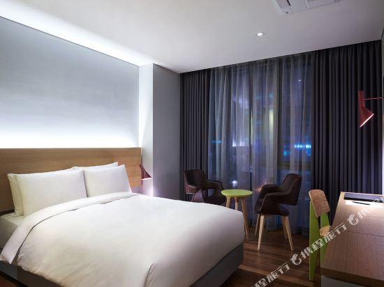 首爾陪圖江南酒店(Hotel Peyto Gangnam Seoul)Deluxe Double (Display)