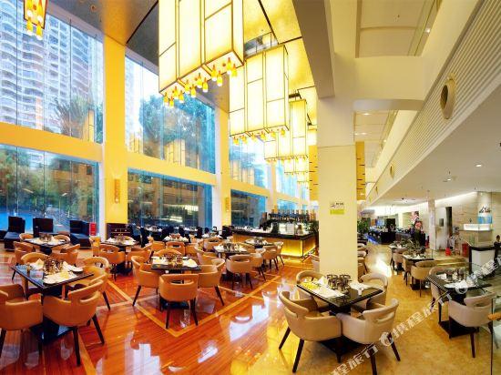 深圳博林聖海倫酒店(St.Helen Hotels)餐廳
