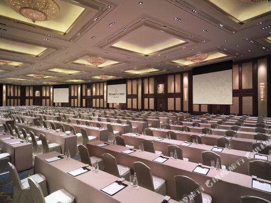 曼谷香格里拉大酒店(Shangri-La Hotel Bangkok)會議室