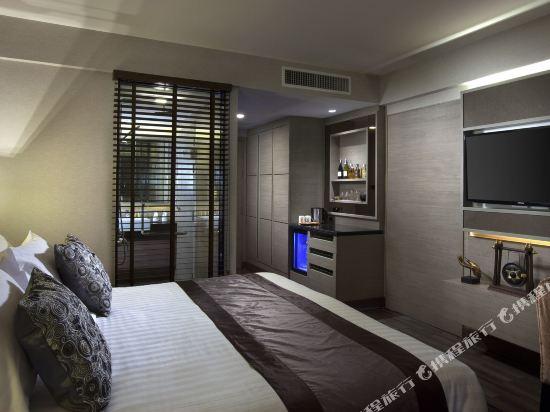 康帕斯酒店集團素坤逸11巷瑞士大酒店(Grand Swiss Sukhumvit 11 by Compass Hospitality)高級豪華房