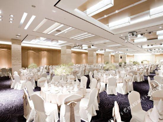 首爾喜來登帕拉斯江南酒店(Sheraton Seoul Palace Gangnam Hotel)餐廳