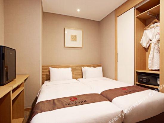 天空花園酒店明洞2號店(Hotel Skypark Myeongdong 2)標準間