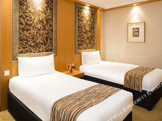倫敦肯辛頓千禧國際格洛斯特酒店(Millennium Gloucester Hotel London Kensington)俱樂部房