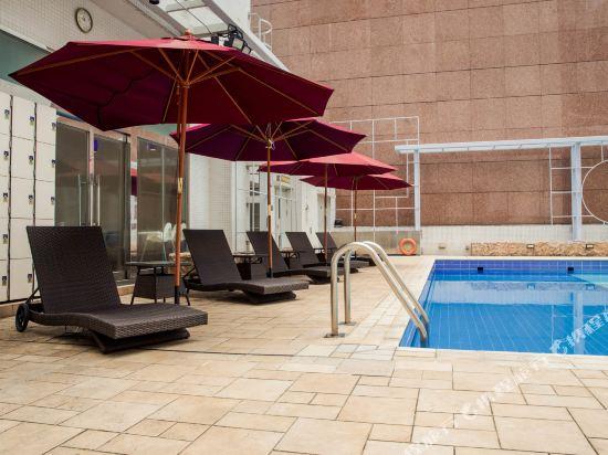 香港園景軒(Garden View Hong Kong)室外游泳池