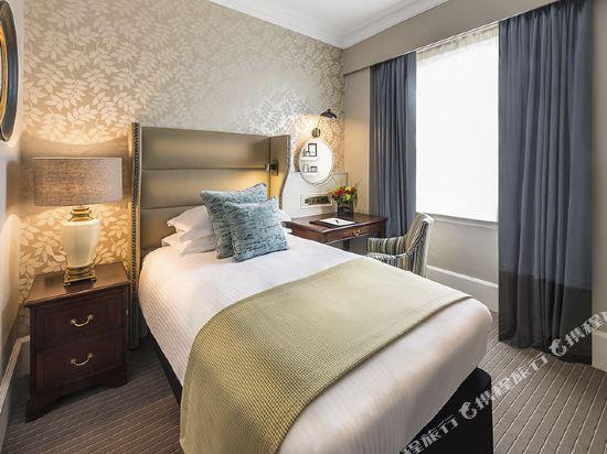 倫敦肯辛頓千禧國際百麗酒店(The Bailey's Hotel London)經典單人房