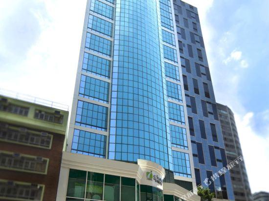 香港富薈灣仔酒店(iclub Wan Chai Hotel)外觀
