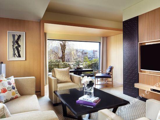 京都麗思卡爾頓酒店(The Ritz-Carlton Kyoto)Corner Suite KITA, 1 Bedroom Executive Suite, 1 King (Display)