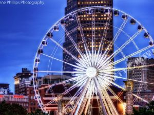 亞特蘭大市區希爾頓花園酒店(Hilton Garden Inn Atlanta Centennial Park)