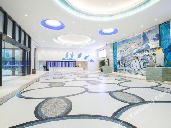 珠海長隆企鵝酒店(Chimelong Penguin Hotel)公共區域