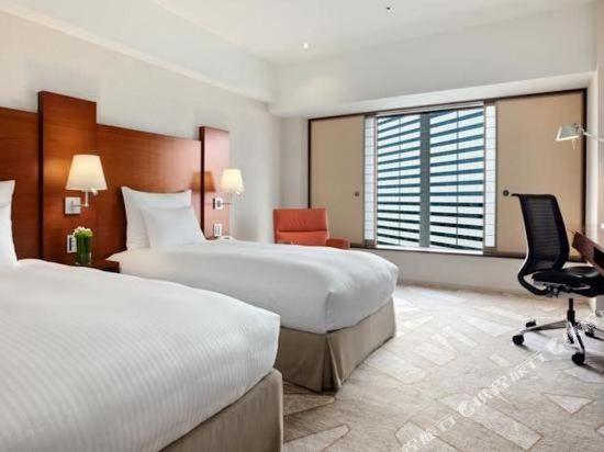 東京希爾頓酒店(Hilton Tokyo)豪華房
