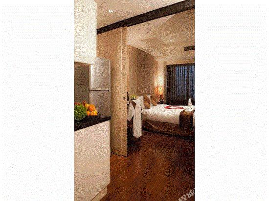 曼谷璀璨服務公寓酒店(Abloom Exclusive Serviced Apartment Bangkok)一室房