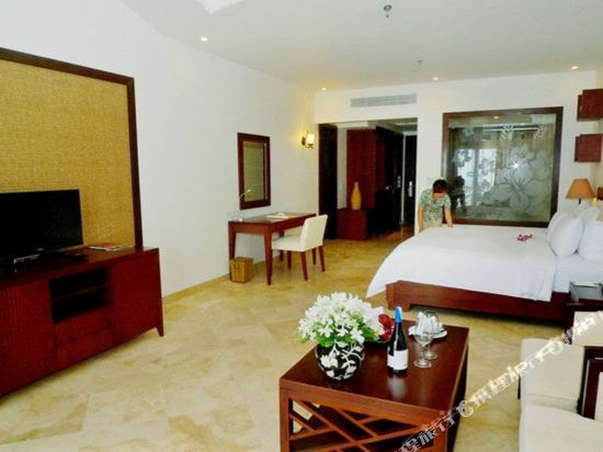 奧拉尼度假公寓酒店(Olalani Resort & Condotel)豪華園景房