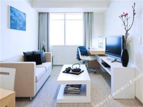 南海大阪輝盛國際公寓(Fraser Residence Nankai Osaka)豪華房